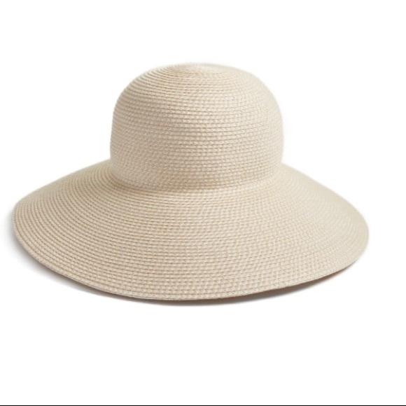c6909b9ce ERIC JAVITS ' New Hampton' Straw Sun Hat
